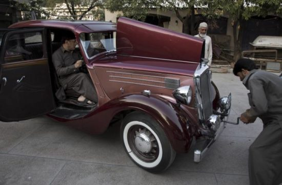 storing classic cars in India