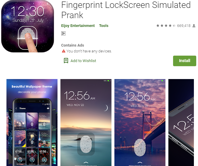 Fingerprint-Lock-Screen-Simulated-Prank