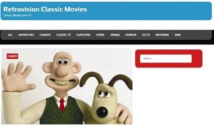 Retrovision- Free TV Streaming Site For Old Movies