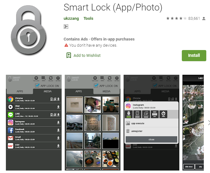Smart-Lock-Best App-Locks