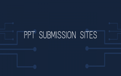 PPT Submission Sites 2021